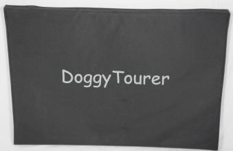Hundebett für Doggy Tourer Kids Touring Doggy Pad S schwarz