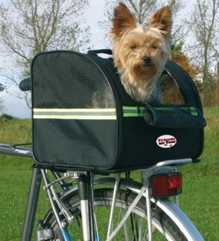 Fahrradtasche Biker-Bag TRIXIE 36x29x29cm Bild 1