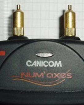 Messingkontakt kurz für alle Num`axes Canicom Stromhalsbänder Bild 1