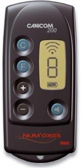 Num`axes Canicom 200 Handsender für Stromhalsband / Funktrainer Bild 1