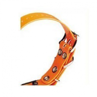 Dogtra Hundehalsband 25 mm orange Länge 75cm Bild 1