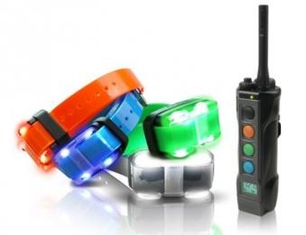 Dogtra Stromhalsband / Ferntrainer 4500 Edge grün mit Vibration Bild 1