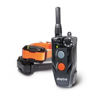 Dogtra Stromhalsband / Ferntrainer 612C mit Vibration für 2 Hunde Bild 1