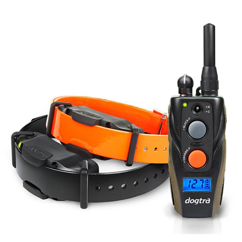 Dogtra Stromhalsband / Ferntrainer ARC 1202S mit Vibration für 2Hunde Bild 1