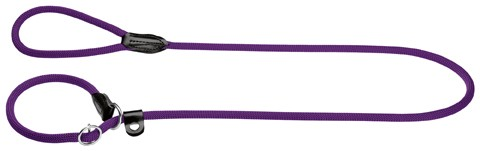 Agility-Leine / Moxonleine Freestyle HUNTER Ø 10 mm 170cm violett Bild 1
