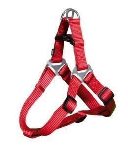 Hundegeschirr / Brustgeschirr Premium Nylon TRIXIE Größe XS-S rot Bild 1