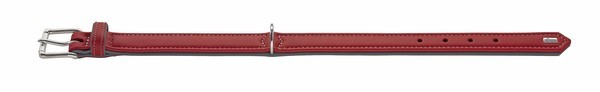 Halsband Hunter Canadian Elk 33-39cm chili/mokka Bild 2