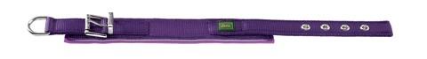 Halsband Neopren Reflect HUNTER 43 - 50 cm violett Bild 1