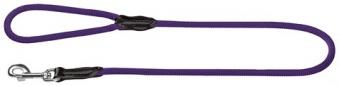 Hundeleine / Führleine Freestyle HUNTER Ø 10 mm 110cm violett Bild 1