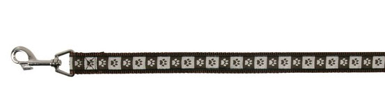 Hundeleine / Führleine Modern Art Coffee Nylon Trixie M - L 1,00m 20mm Bild 1