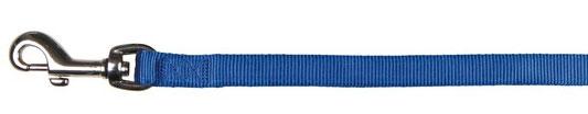 Hundeleine / Führleine Premium Nylon TRIXIE M-L 1,00m 20mm blau Bild 1
