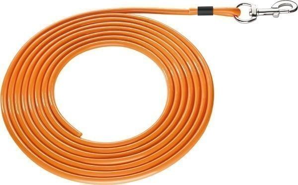 Schleppleine / Suchleine Hunter Convenience Round Ø6mm 5m orange Bild 1