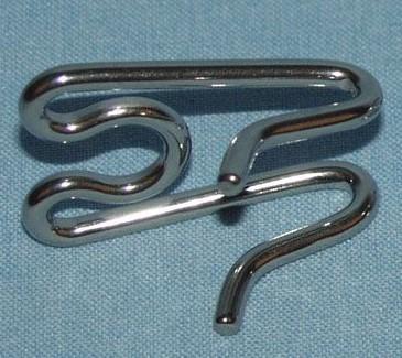 Ersatzglied für Stachelwürger 4,5 cm Edelstahl 3,9 mm Bild 1