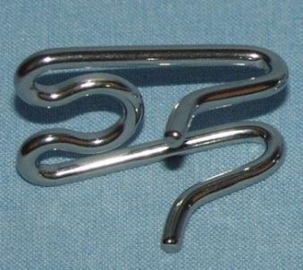 Ersatzglied für Stachelwürger 4 cm Edelstahl 3,25 mm Bild 1