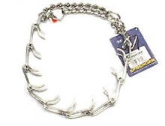 Stachelwürger Halsband 65 cm Edelstahl Bild 1