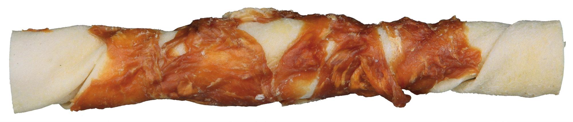 Kauartikel Denta Fun Kaurollen Huhn TRIXIE 17cm 3Stück Bild 1