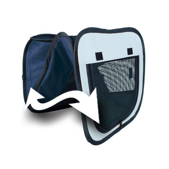 transportbox faltbar tcamp twister trixie gr e m. Black Bedroom Furniture Sets. Home Design Ideas