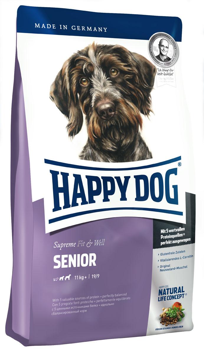 hundefutter trockenfutter happy dog fit well senior 12 5kg bei. Black Bedroom Furniture Sets. Home Design Ideas