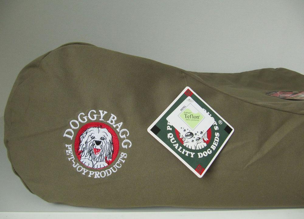 Ersatzbezug Doggy Bagg Original Gr. M Kangaroo / deep Camel Bild 1