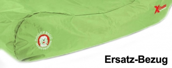 Ersatzbezug Doggy Bagg X-Treme Gr. L Apple Green Bild 1