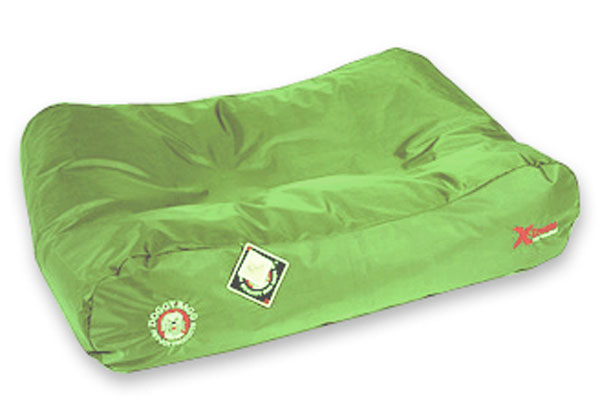 Hundebett / Hundekissen Doggy Bagg X-Treme Gr. M Apple Green Bild 1