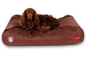 Hundebett / Hundekissen Doggy Bagg X-Treme Gr. S Brown Bild 1