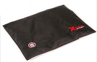 Hundebett / Hundekissen Doggy Duvet Bench X-Treme Gr. XXL Uni-Black Bild 1