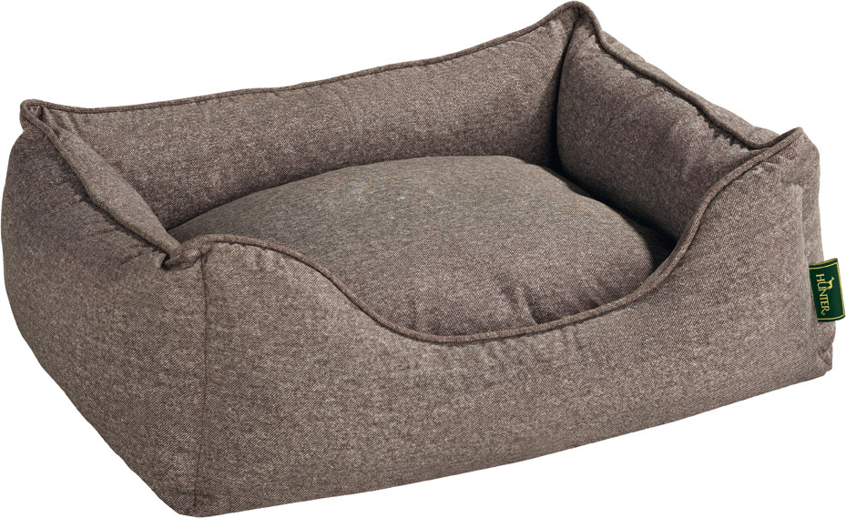 Hundebett Hundesofa Hunter Boston Gr. L braun Bild 1