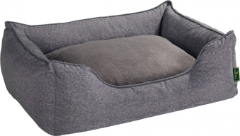 Hundebett Hundesofa Hunter Boston Gr. L grau Bild 2