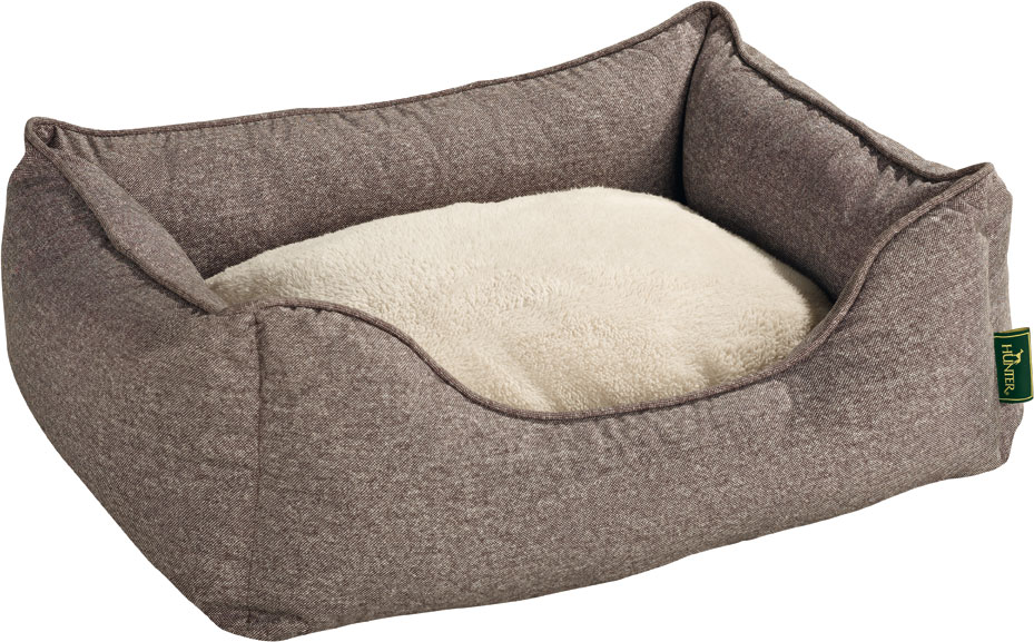 Hundebett Hundesofa Hunter Boston Gr. M braun Bild 2