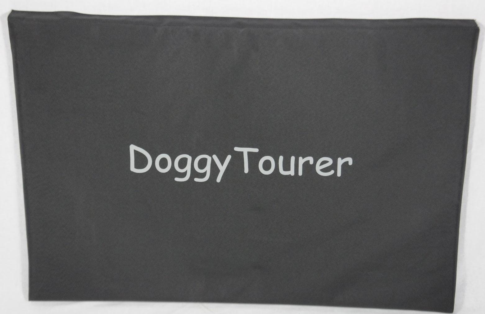 Hundebett für Doggy Tourer Kids Touring Doggy Pad L schwarz Bild 1