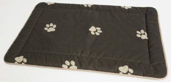Hundedecke / Hundekissen Beo 95x65cm M320 braun beige Bild 1