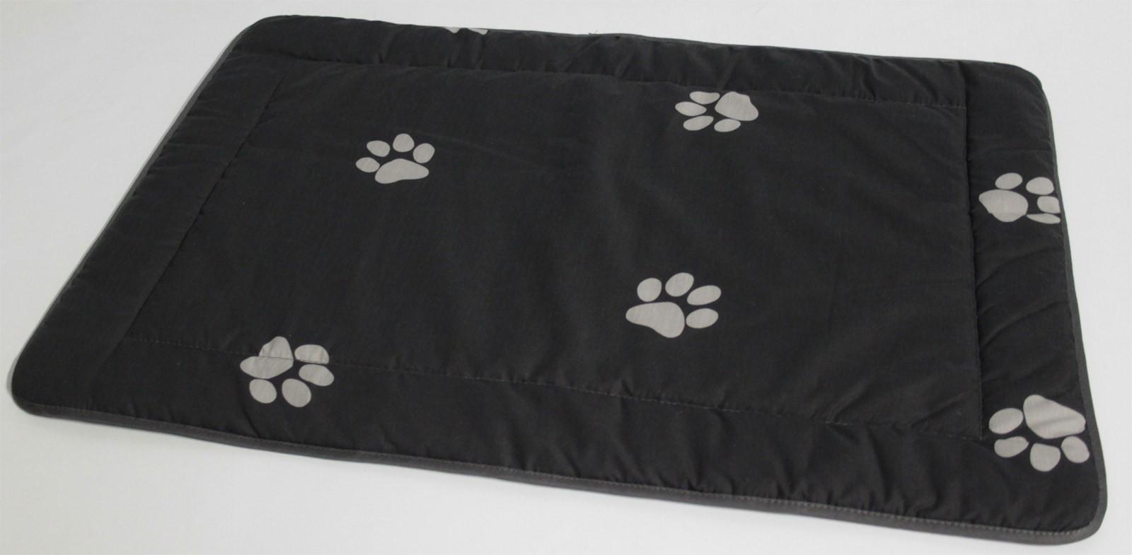 Hundedecke / Hundekissen Beo 95x65cm M321 grau/hellgrau Bild 1