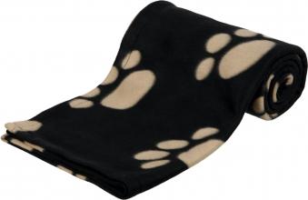 Hundekissen / Hundedecke Barney TRIXE 150x100cm schwarz Bild 1