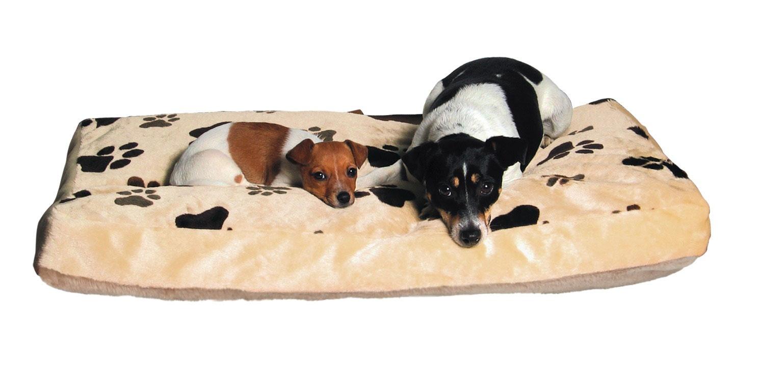 Hundekissen / Hundedecke Gino TRIXIE 70x45cm beige Bild 1
