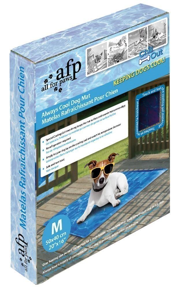 Kühlende Hundedecke / Kühlmatte Chill Out mittel 50x40cm Bild 3