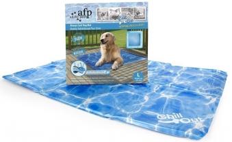 Kühlende Hundedecke / Kühlmatte Chill Out mittel 90x60cm Bild 3