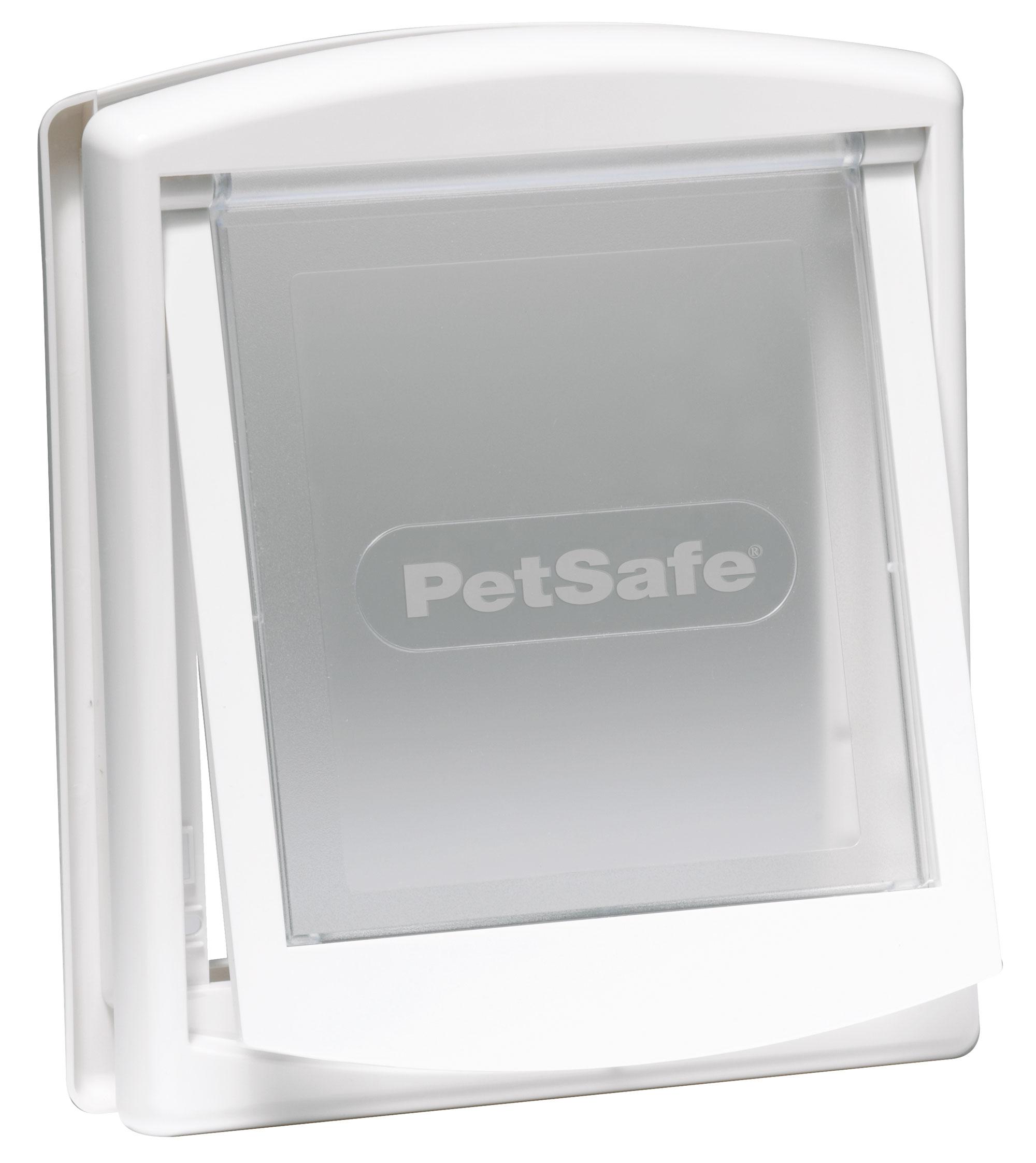 Hundetür / Hundeklappe PetSafe Staywell Original groß 456x386mm weiß Bild 1