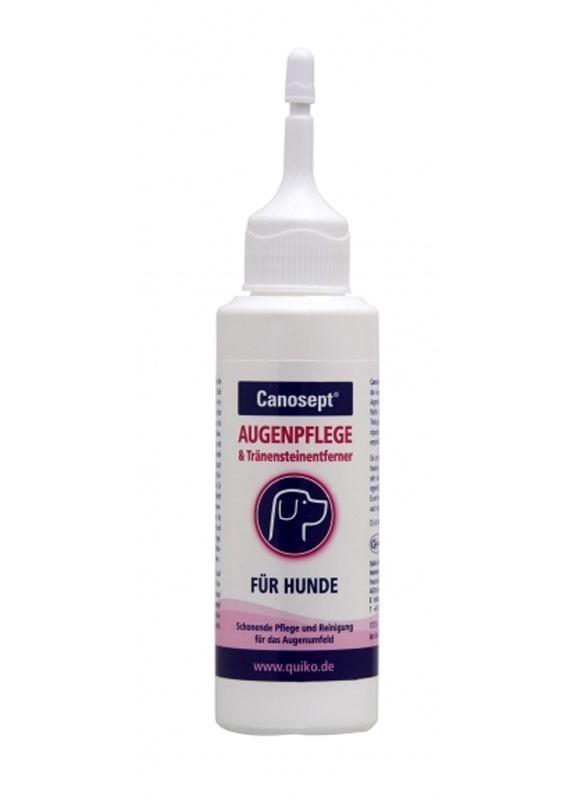 Augenpflege und Tränensteinentferner Canosept® 120 ml Bild 1