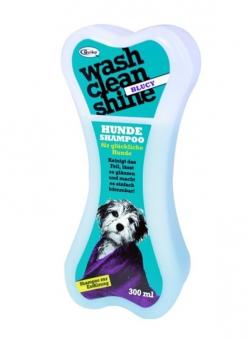 Hundeshampoo Wash Clean Shine Blucy zur Entfilzung 300ml Bild 1