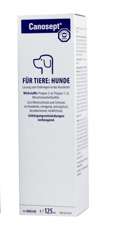 Ohrreiniger Canosept® 125 ml Bild 2
