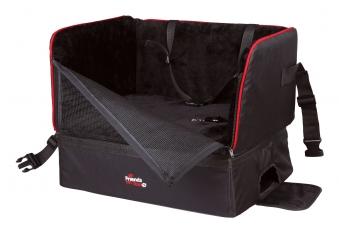 Autositz für Hunde TRIXIE 45 x 38 x 37 cm schwarz Bild 1
