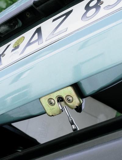 Kofferraumbelüftung / Heckbelüfter Airboy 12,5 cm Karlie Bild 1
