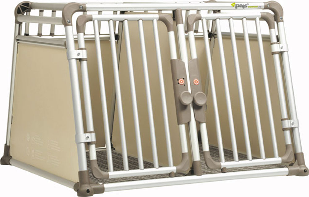 Hundebox 4pets ComfortLine Twentytwo Gr. L 96,5x93,5x68,6cm Bild 1
