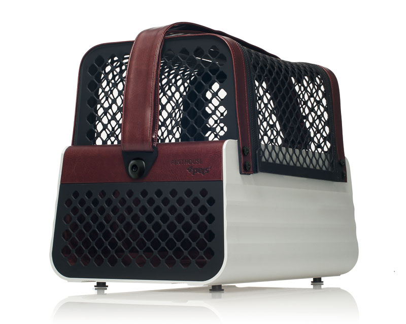 hundebox transportbox 4pets penthouse casablanca. Black Bedroom Furniture Sets. Home Design Ideas