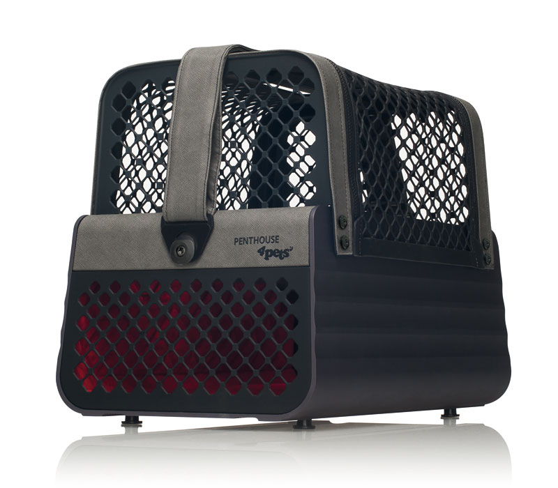 hundebox transportbox 4pets penthouse montreal. Black Bedroom Furniture Sets. Home Design Ideas