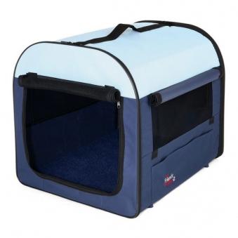 Transportbox faltbar Tcamp TRIXIE Größe M 55x65x80cm Bild 1