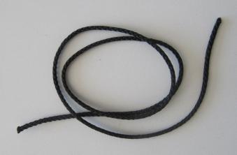 Pfeifenband Nylon 3 mm  1 m lang Bild 1