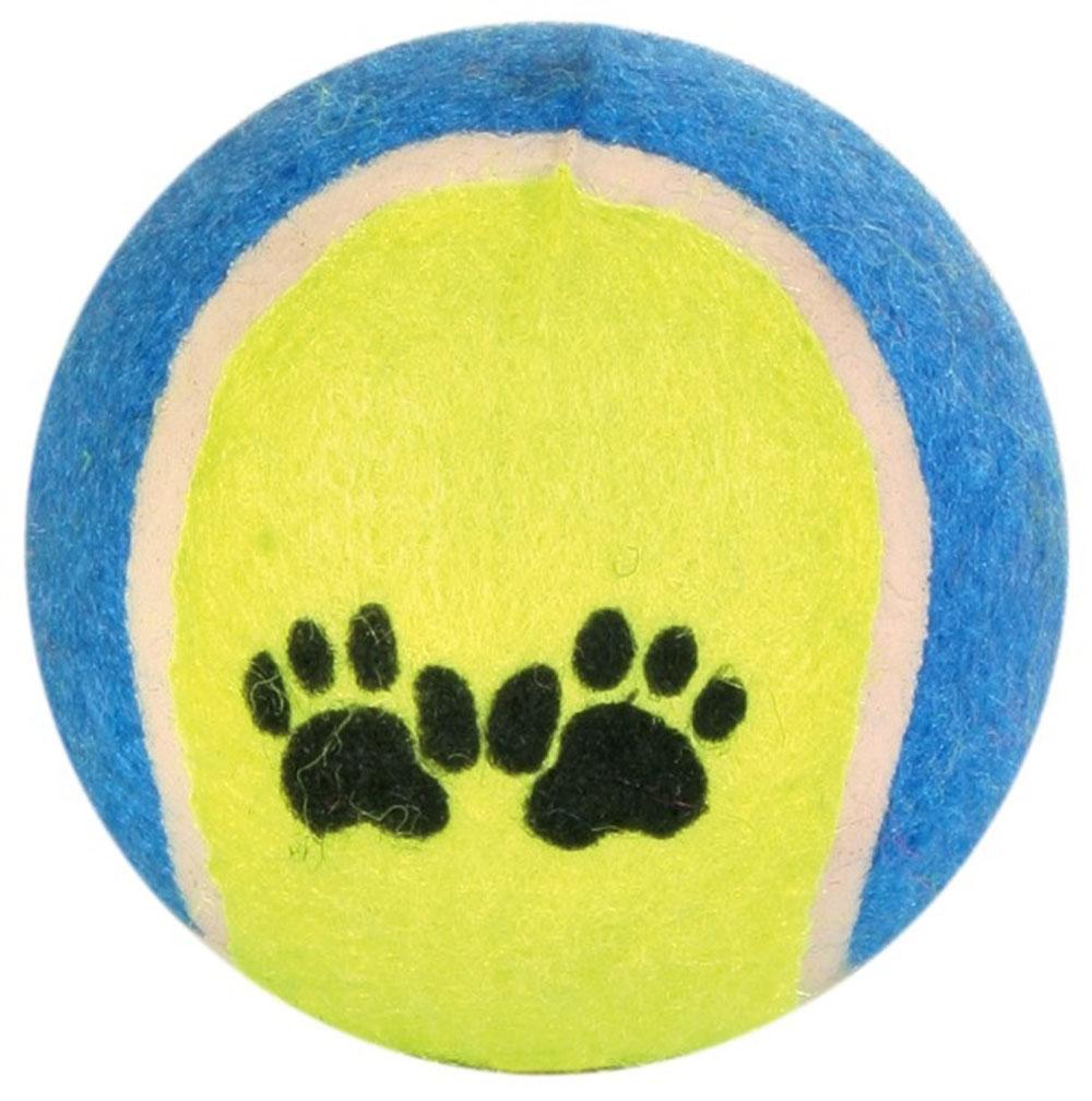 Hundespielzeug Tennisball TRIXIE Ø 6 cm Bild 1