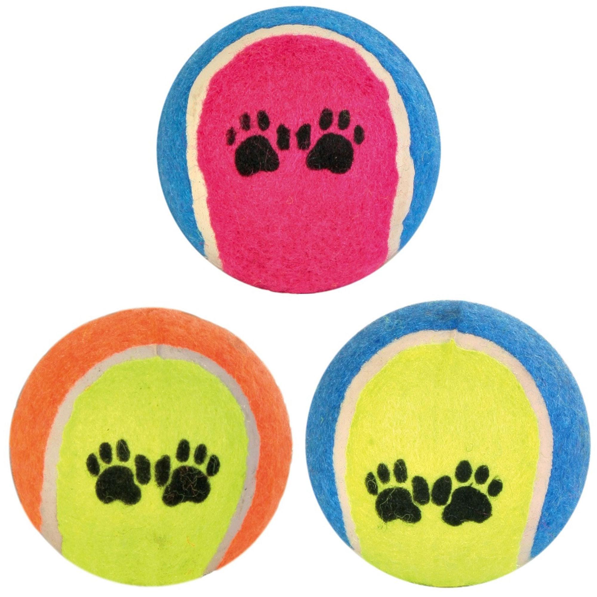 Hundespielzeug Tennisball TRIXIE Ø 6 cm Bild 2